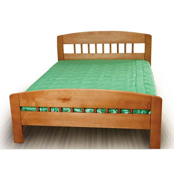 Кровать Тора с двумя спинками