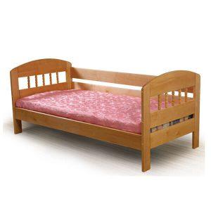 Кровать Тора с тремя спинками