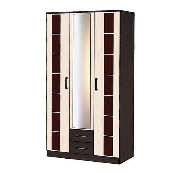 Шкаф 3-х створчатый 1200 Венеция